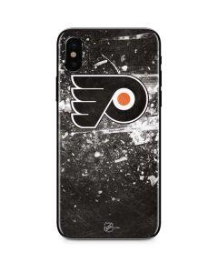Philadelphia Flyers Frozen iPhone XS Skin