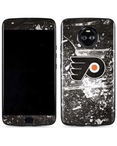Philadelphia Flyers Frozen Moto X4 Skin