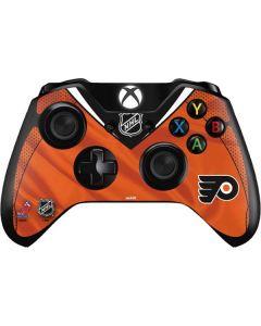 Philadelphia Flyers Jersey Xbox One Controller Skin
