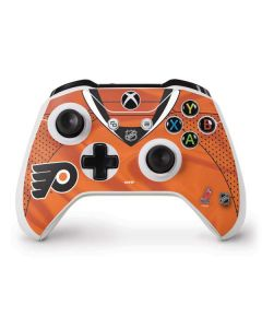 Philadelphia Flyers Jersey Xbox One S Controller Skin