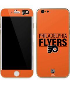 Philadelphia Flyers Lineup iPhone 6/6s Skin