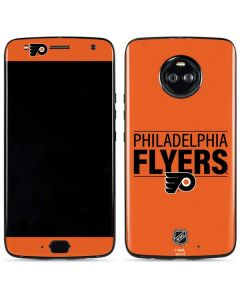 Philadelphia Flyers Lineup Moto X4 Skin