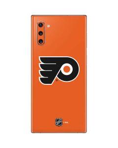Philadelphia Flyers Logo Galaxy Note 10 Skin