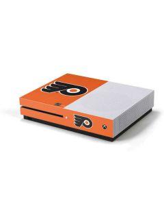 Philadelphia Flyers Logo Xbox One S Console Skin