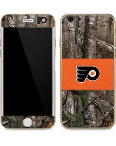 Philadelphia Flyers Realtree Xtra Camo iPhone 6/6s Skin