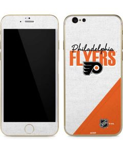 Philadelphia Flyers Script iPhone 6/6s Skin