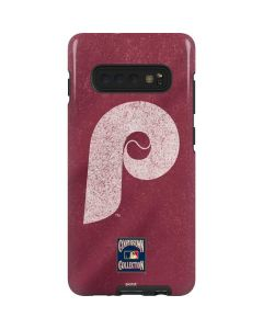 Philadelphia Phillies - Cooperstown Distressed Galaxy S10 Plus Pro Case
