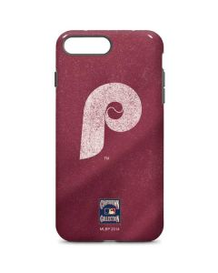 Philadelphia Phillies - Cooperstown Distressed iPhone 7 Plus Pro Case