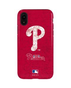 Philadelphia Phillies - Solid Distressed iPhone XR Pro Case