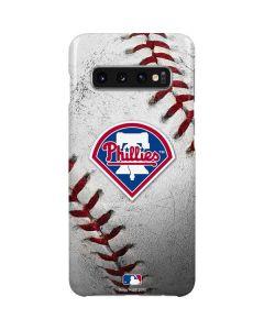 Philadelphia Phillies Game Ball Galaxy S10 Lite Case