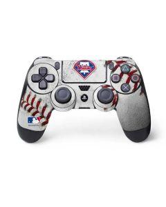 Philadelphia Phillies Game Ball PS4 Controller Skin