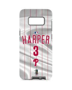 Philadelphia Phillies Harper #3 Galaxy S8 Pro Case