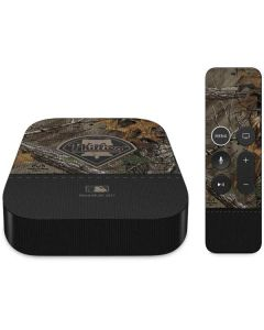 Philadelphia Phillies Realtree Xtra Camo Apple TV Skin
