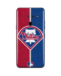 Philadelphia Phillies Split LG G8 ThinQ Skin