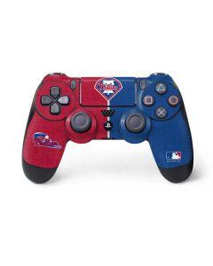Philadelphia Phillies Split PS4 Controller Skin