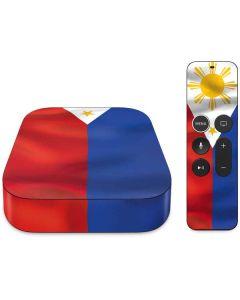Philippines Flag Apple TV Skin