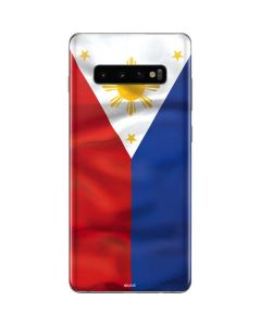 Philippines Flag Galaxy S10 Plus Skin