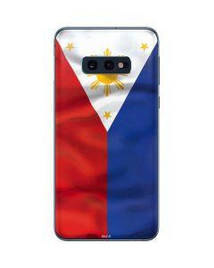 Philippines Flag Galaxy S10e Skin