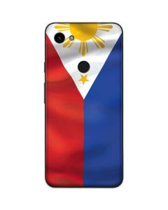 Philippines Flag Google Pixel 3a Skin