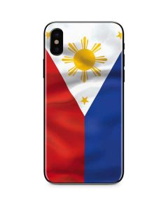 Philippines Flag iPhone XS Skin