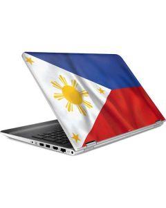 Philippines Flag HP Pavilion Skin