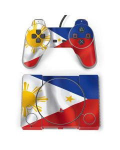 Philippines Flag PlayStation Classic Bundle Skin