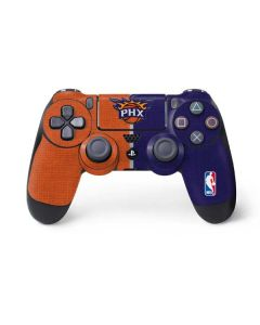 Phoenix Suns Canvas PS4 Controller Skin