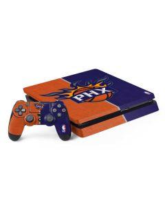 Phoenix Suns Canvas PS4 Slim Bundle Skin