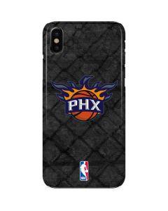 Phoenix Suns Dark Rust iPhone X Lite Case