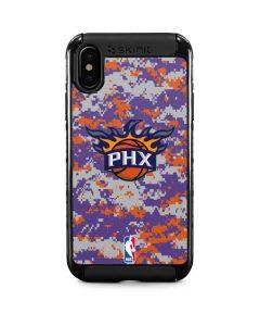 Phoenix Suns Digi Camo iPhone X Cargo Case