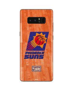 Phoenix Suns Hardwood Classics Galaxy Note 8 Skin