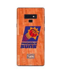 Phoenix Suns Hardwood Classics Galaxy Note 9 Skin