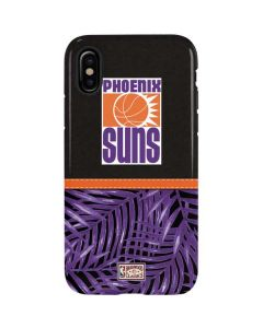 Phoenix Suns Retro Palms iPhone X Pro Case