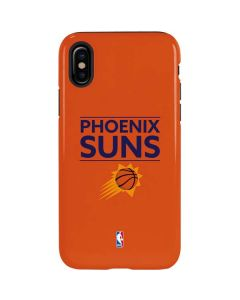 Phoenix Suns Standard - Orange iPhone X Pro Case