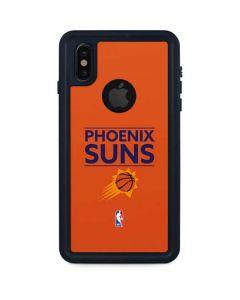 Phoenix Suns Standard - Orange iPhone XS Waterproof Case