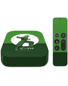 Piccolo Monochrome Apple TV Skin