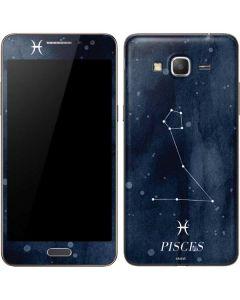Pisces Constellation Galaxy Grand Prime Skin