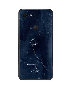 Pisces Constellation Google Pixel 3 XL Skin