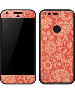 Pink & Rose by William Morris Google Pixel Skin