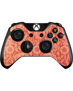 Pink & Rose by William Morris Xbox One Controller Skin