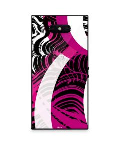 Pink and White Hipster Razer Phone 2 Skin