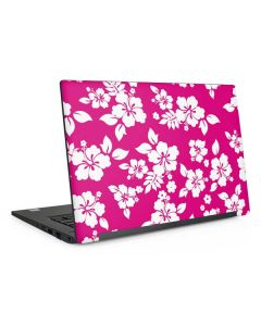 Pink and White Dell Latitude Skin