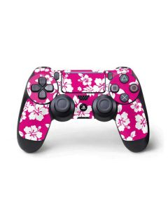 Pink and White PS4 Pro/Slim Controller Skin
