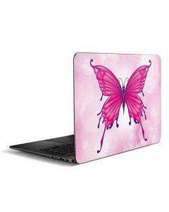 Pink Butterfly Zenbook UX305FA 13.3in Skin