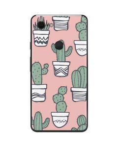Pink Cactus Google Pixel 3 XL Skin