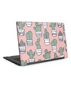 Pink Cactus Dell Latitude Skin