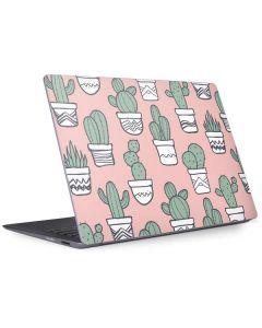 Pink Cactus Surface Laptop 2 Skin