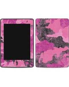 Pink Camouflage Amazon Kindle Skin