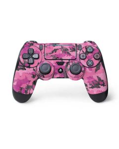 Pink Camouflage PS4 Pro/Slim Controller Skin