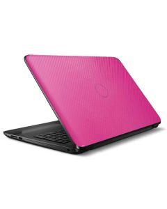 Pink Carbon Fiber HP Notebook Skin